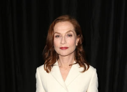 Isabelle Huppert Receives French Film Award