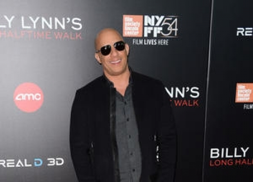 Vin Diesel: 'I Flopped In Hollywood At First Because Of My Baggage'