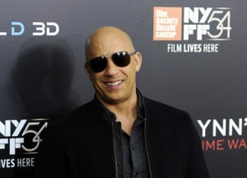 Vin Diesel Duets With Selena Gomez On Remixed Track