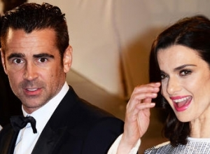 Colin Farrell And Rachel Weisz Hit Cannes For 'The Lobster' Premiere