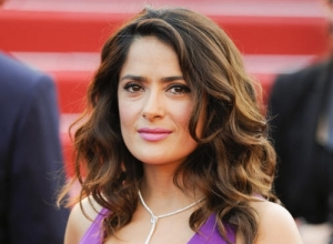 Salma Hayek Poses Topless For Allure Mag: 'At My Age It's Exciting'