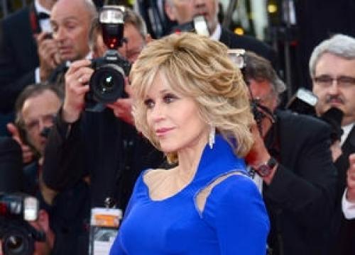 Jane Fonda Honoured At Cannes