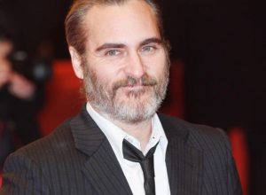 Joaquin Phoenix Spotted As The Joker For The First Time