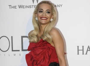 Rita Ora Shows Her Distaste For X Factor Appointment Criticism With Three Small Words