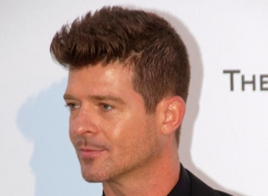 Robin Thicke Launches Appeal Against 'Blurred Lines' Copyright Decision