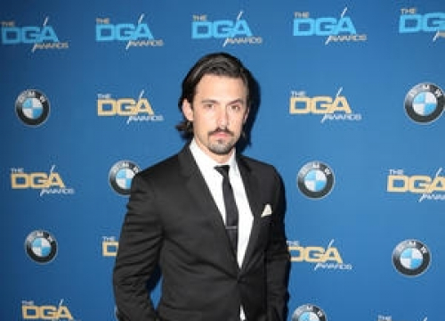 Milo Ventimiglia Finds Versatile Uses For Sling After Arm Surgery