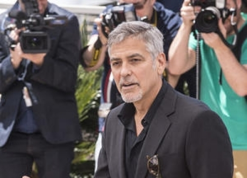 Pope Honours George Clooney At Star-studded Vatican Ceremony
