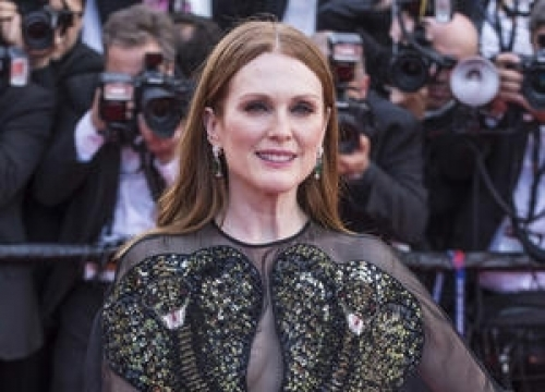 Julianne Moore: 'The Olsen Twins Are My Style Icons'