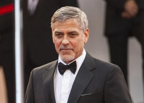 George Clooney: 'Donald Trump Is A Hollywood Elitist'