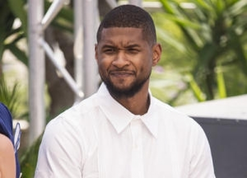 Usher Selling Anti-trump Merchandise For Charity
