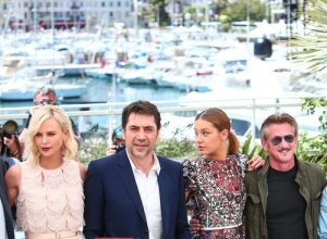 Exes Charlize Theron And Sean Penn Have Mega-awkward Cannes Reunion