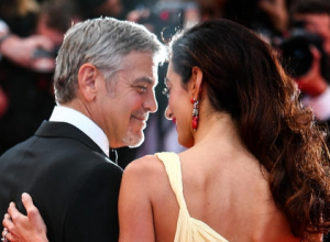 George And Amal Clooney Reportedly Expecting Twins