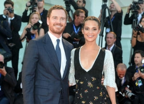 Alicia Vikander Has 'Never Hidden' Romance With Michael Fassbender