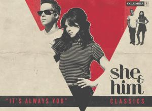 She & Him - It's Always You [Audio] Video