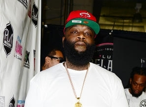 Rapper Rick Ross Arrested On Possession Of Marijuana In Georgia