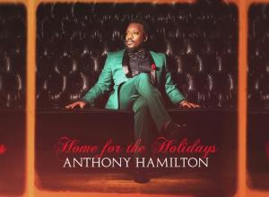 Anthony Hamilton - Home For The Holidays [Interview] Video