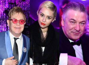 Elton John's Oscars Party Saw As Many Stars As The Academy Awards Itself [Photos]
