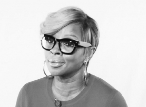 Mary J. Blige - Mary J. Blige on Her Fashion Evolution for Style Files Video