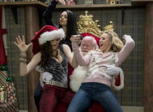 A Bad Moms Christmas Movie Review