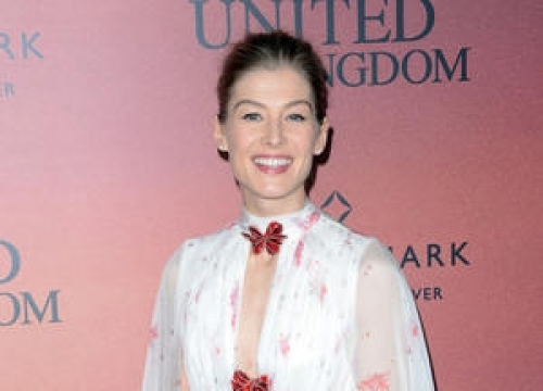 Rosamund Pike: 'I'd Like To Be Nominated For An Oscar Again Some Day'
