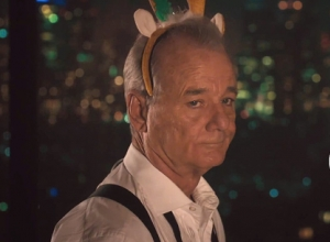 Bill Murray Wishes You 'A Very Murray Christmas' This December