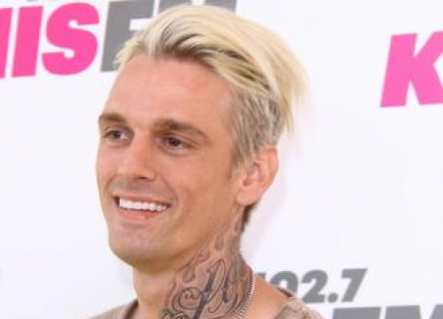 Aaron Carter Expecting A Baby?