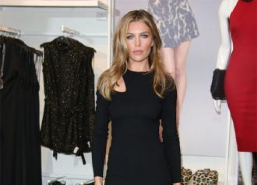 Abbey Clancy Has Favourite Child