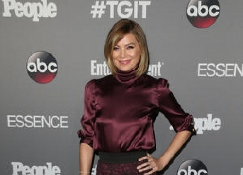 Ellen Pompeo Decided To Stick With Grey's Anatomy Because Of Her Age