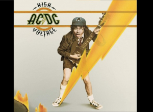 Album Of The Week: The 45th anniversary of High Voltage by AC/DC
