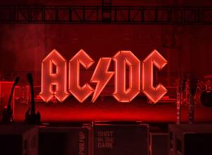 AC/DC - Shot In The Dark Audio
