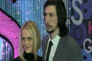 Adam Driver Brings Wife Along To 'Girls' Season Four Premiere - Part 3