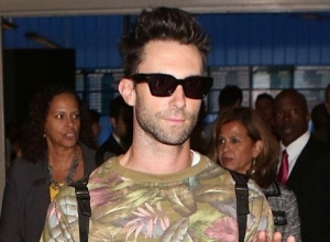 "Adam Levine Opens Up About Performing 'Lost Stars' At The Oscars: ""It's Just So Far Removed From What I Do"""