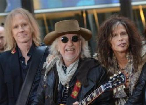 Aerosmith Will Play For 'Next 5 Years'