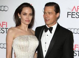 Angelina Jolie Reportedly