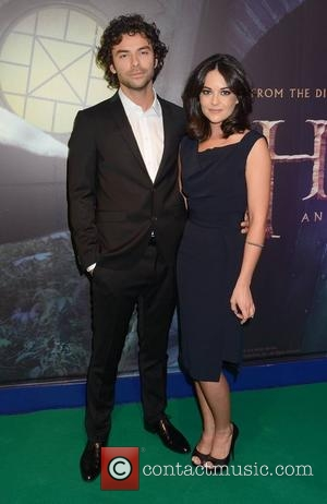 'Poldark' Star Aidan Turner Getting Married To Long Term Girlfriend Sarah Greene