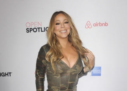 Mariah Carey Plays Coy Over New Romance