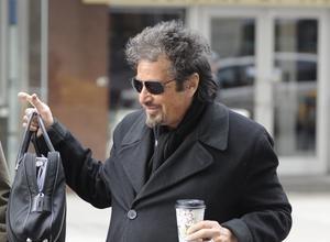 Al Pacino Open To Marriage