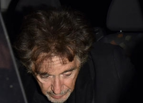 Al Pacino: 'I'd Like To Work Less'
