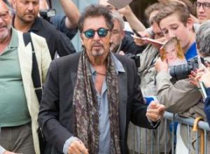 Al Pacino could wed