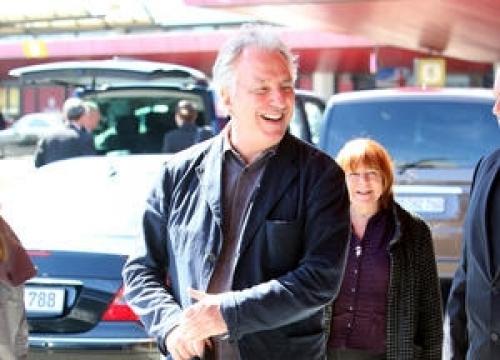 Alan Rickman Marries In Secret