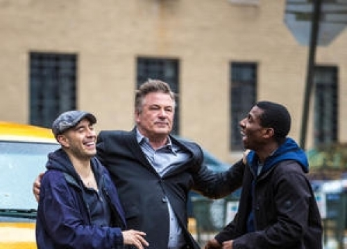 Alec Baldwin And Laurence Fishburne To Star In Arthur Miller Benefit