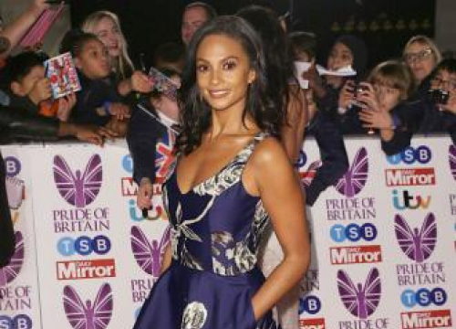 Alesha Dixon Faced New Challenges Being Mom Of Two