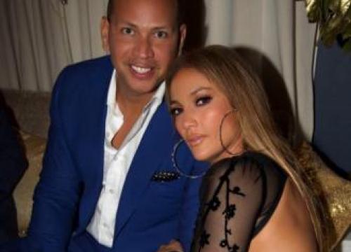 Jennifer Lopez Shares Birthday Bash Snaps