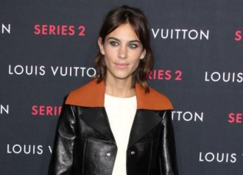 Alexa Chung scared of starting own fashion label