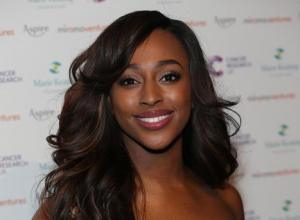 Alexandra Burke Dismisses Suggestions 'Strictly' Has A Racism Problem