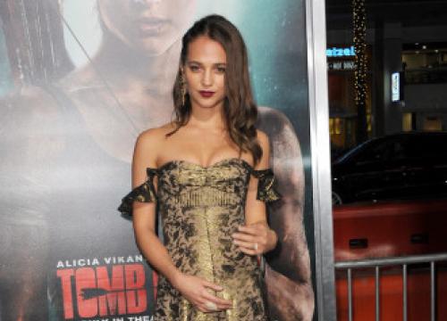 Alicia Vikander Gives Update On Tomb Raider 2