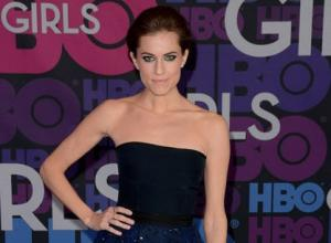 "Allison Williams Admits She ""Would Never Ever Get Sick"" Of Starring in 'Girls'"
