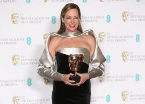 Allison Janney's Royal Night At The Baftas