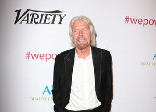 Richard Branson Lucky To Be Alive After Horror Bike Smash