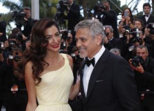 George Clooney Hasn't Chosen Baby Names